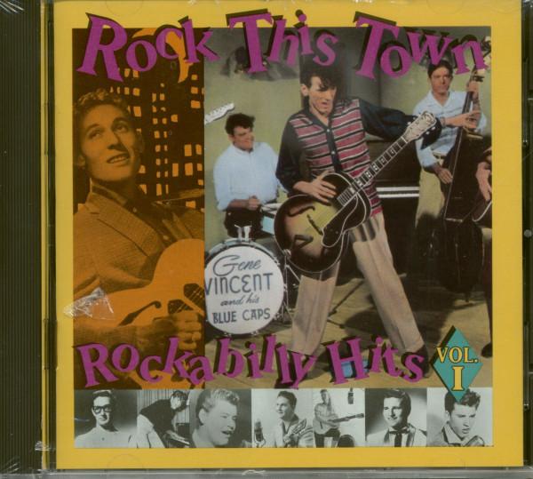 Rock This Town Vol.1 (CD)
