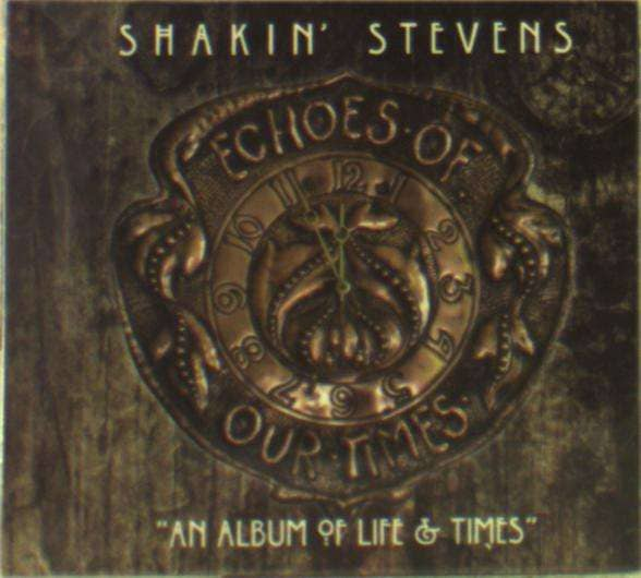 Echoes Of Our Times (CD, Casebound Book)
