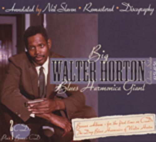 Blues Harmonica Giant (3-CD)