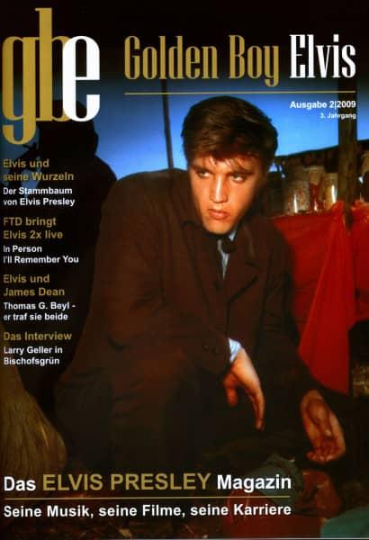 Golden Boy Elvis - Fachmagazin 2-2009