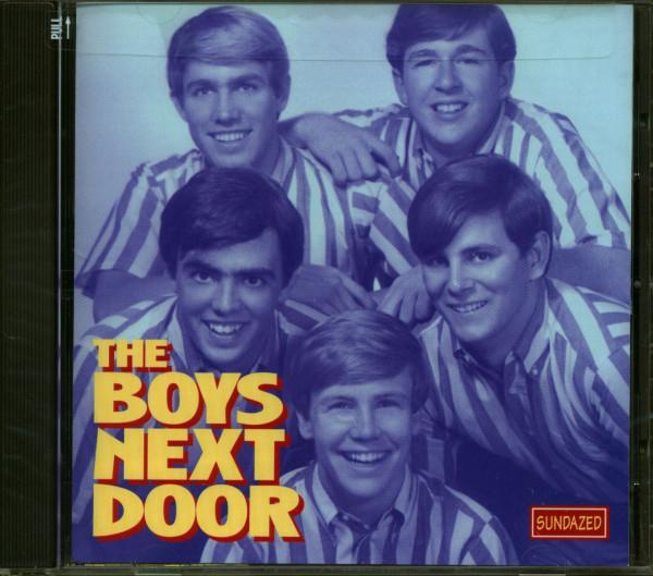 The Boys Next Door (CD)
