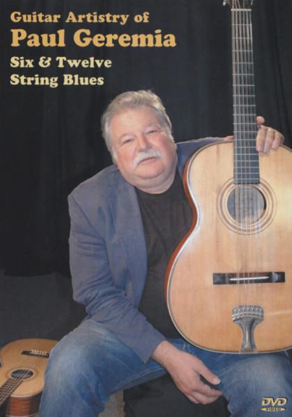 Guitar Artistery Of Paul Geremia