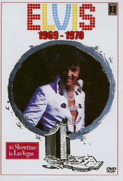 1969-1970 It's Showtime In Las Vegas (DVD)