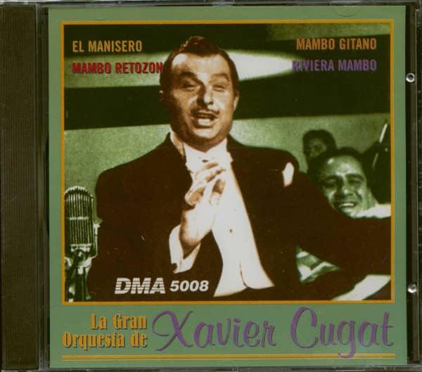 La Gran Orquestra de Xavier Cugat (CD)