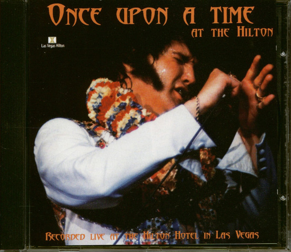 Once Upon A Time At The Hilton (CD)