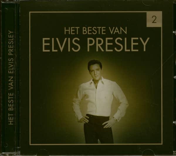 Het Beste Van Elvis Presley (CD)