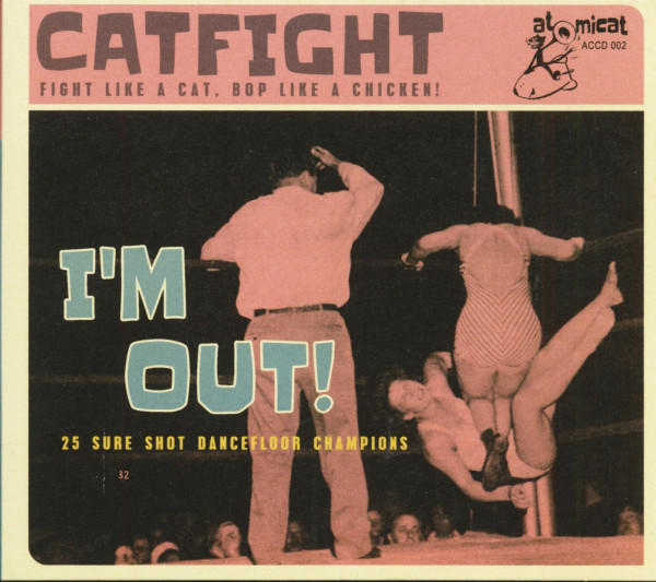 Catfight - I'm Out (CD)