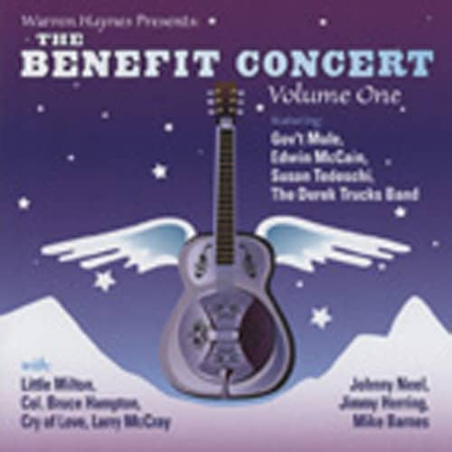 The Benefit Concert Vol.1 (2-CD)