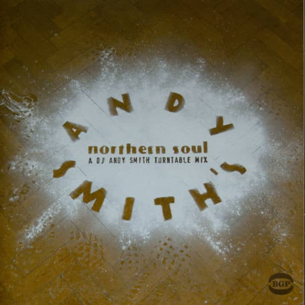 Andy Smith's Northern Soul (CD)