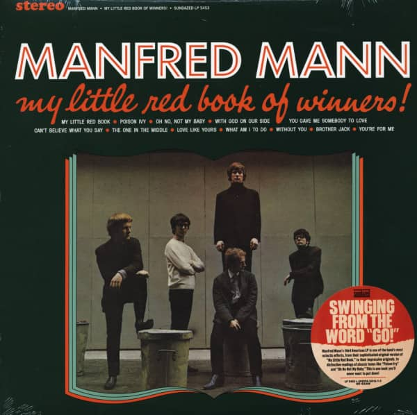 My Little Red Book Of Winners 1965 (LP, 180g Vinyl)