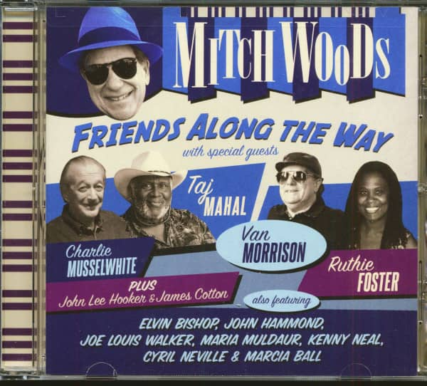Friends Along The Way (CD)