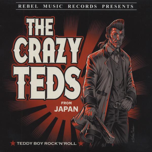 Teddy Boy Rock & Roll EP