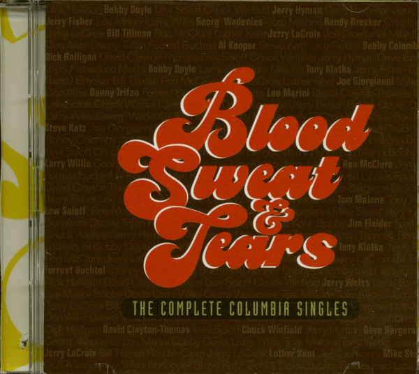 The Complete Columbia Singles (2-CD, Cut-Out)