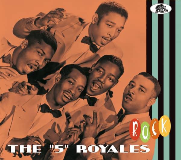 The &ampquot;5&ampquot; Royales - Rock (CD)