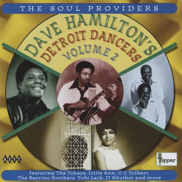 Vol.2, Dave Hamilton's Detroit Dancers