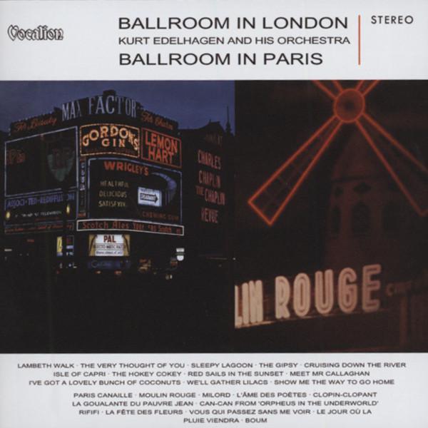 In London (1960) & Ballroom In Paris (1961)