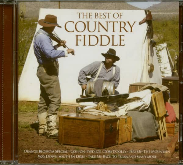 The Best Of Country Fiddle (CD)
