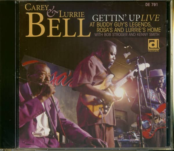 Gettin' Up: Live At Buddy Guy's