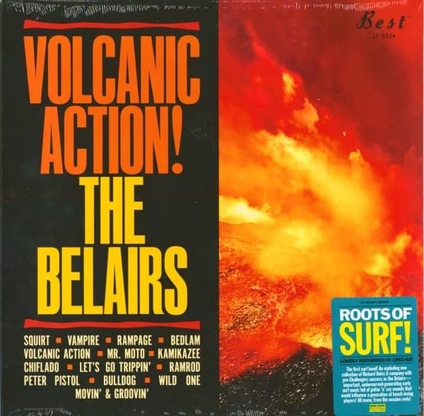 Volcanic Action! (LP, Ltd.)
