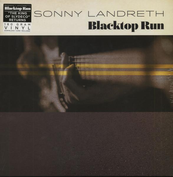 Blacktop Run (LP, 180g Vinyl & Download)
