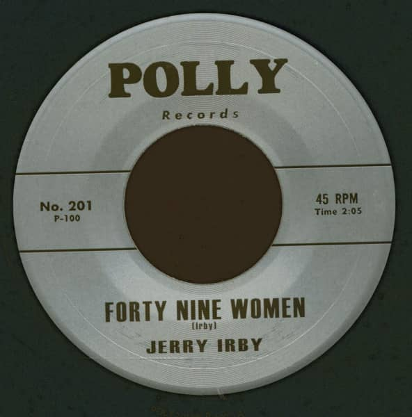 Forty Nine Women - Call For Me Darling - (7inch, 45rpm)