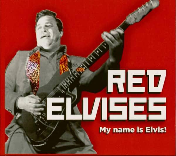 My Name Is Elvis! (CD)