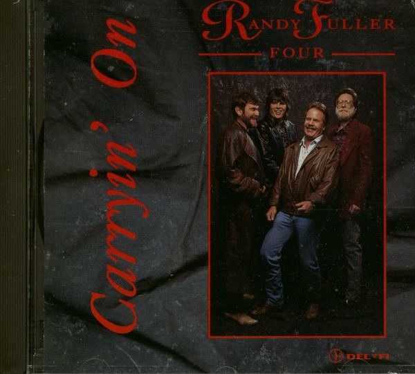 Carryin' On (CD)