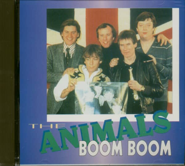 Boom Boom (CD)