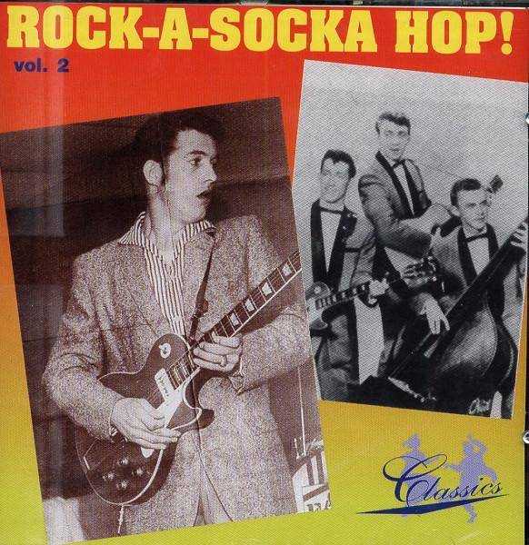Rock-A-Socka-Hop! Vol.2 (CD)