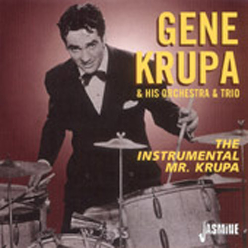 The Instrumental Mr. Krupa
