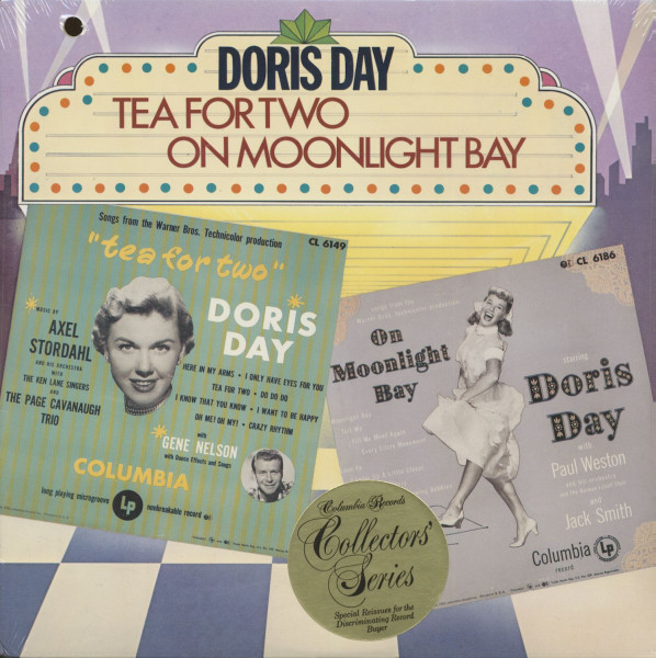 Tea For Two - On Moonlight Bay - Soundtracks (LP)