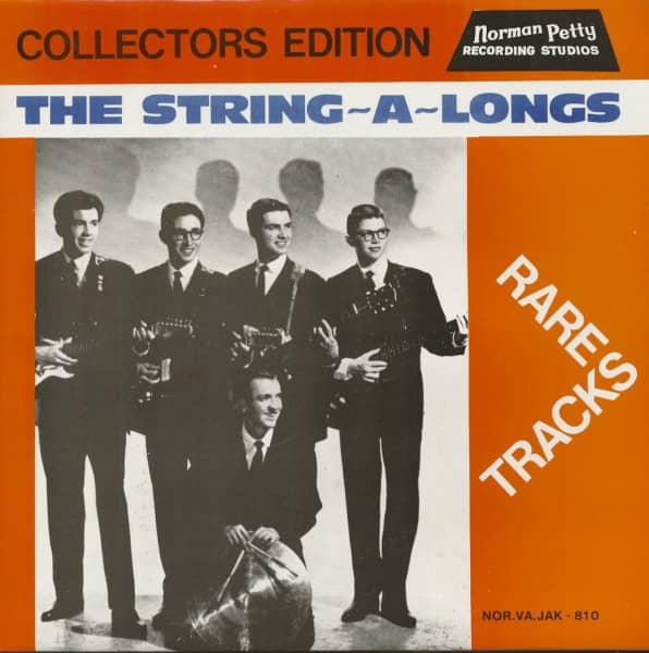 Rare Tracks (LP)