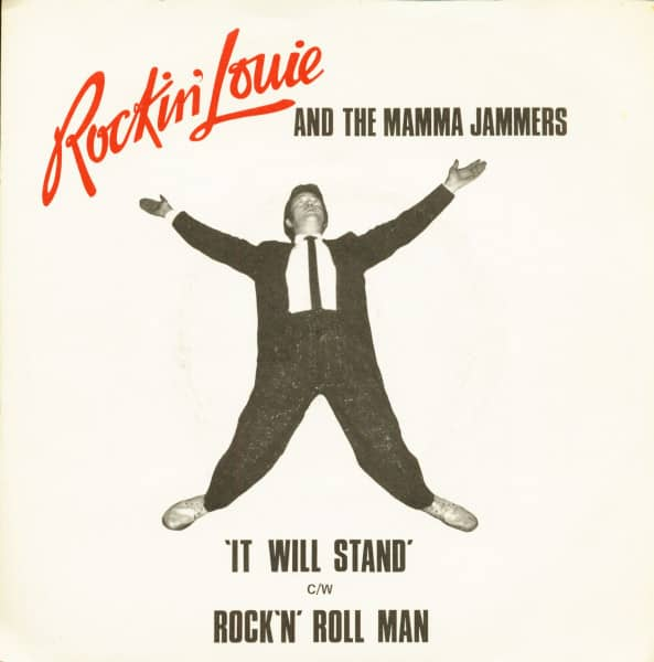 It Will Stand - Rock'n'Roll Man (7inch, 45rpm, PS, SC)