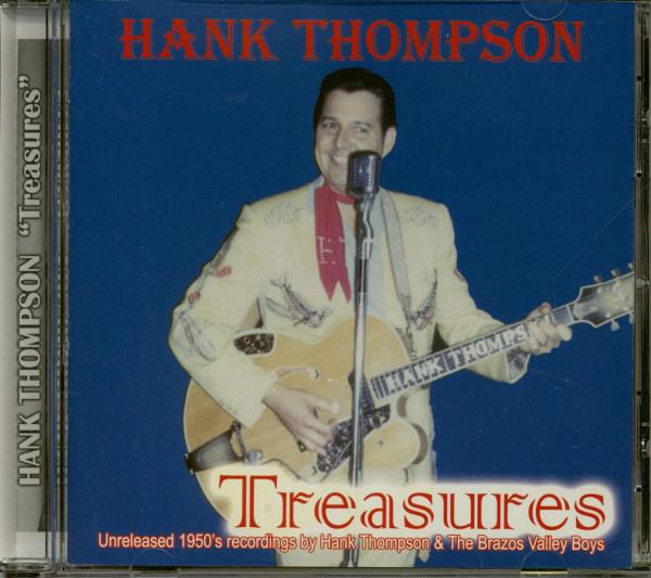 Treasures (CD)