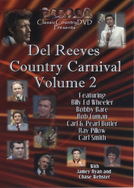 Del Reeves Country Carnival Vol.2