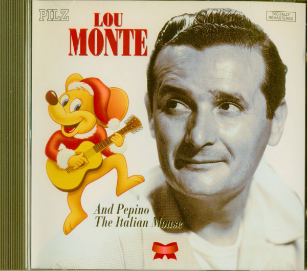 Lou Monte And Pepino, The Italian Mouse (CD)