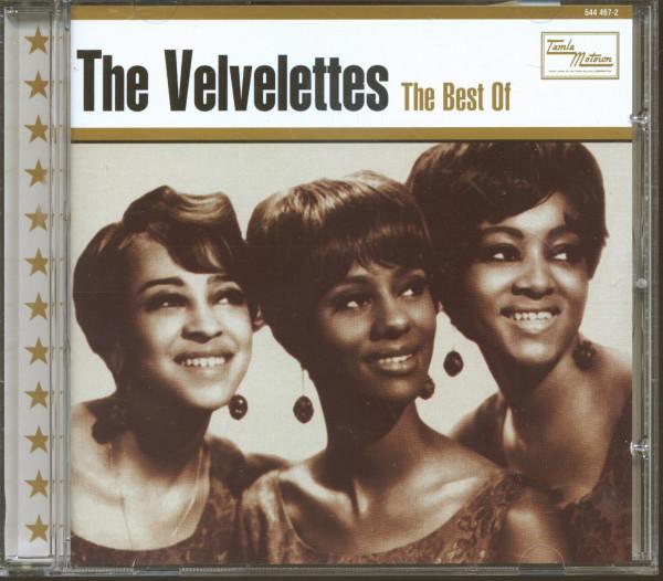 The Best Of The Velvelettes (CD)