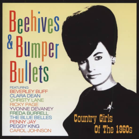 Beehives & Bumper Bullets - 60s Country Girls