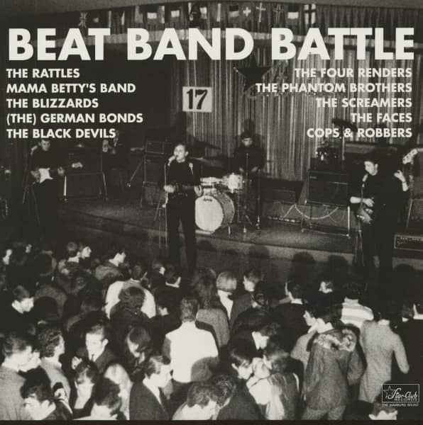 Beat Band Battle (LP)