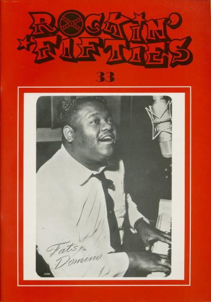 Nr. 33 - Musikmagazin Oktober 1989