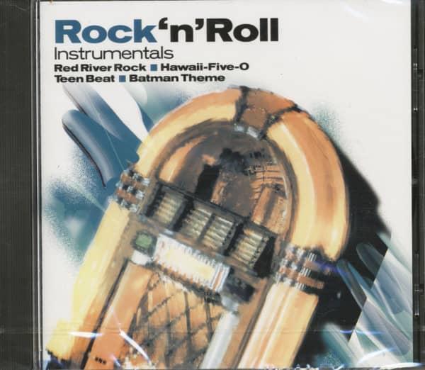 Rock'n'Roll Instrumentals (CD)