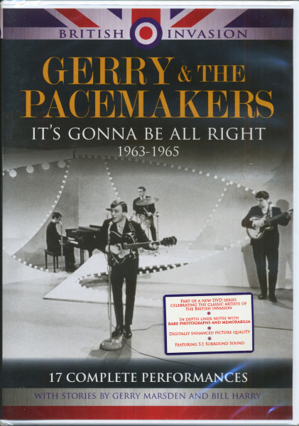 It's Gonna Be All Right - 1963-1965 (DVD)