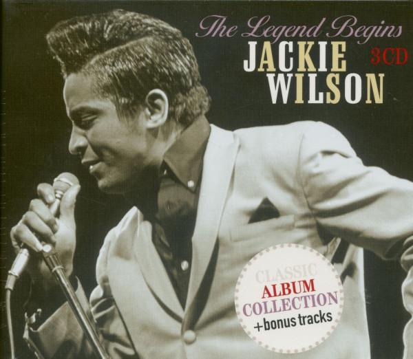 The Legend Begins (3-CD)