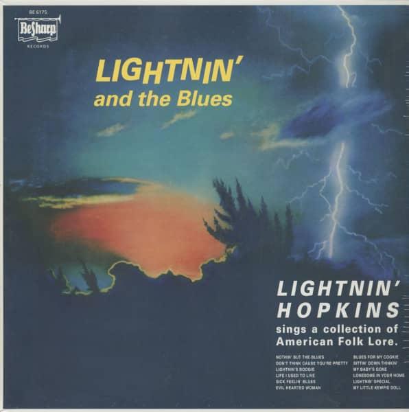 Lightnin' And The Blues (LP,180g Vinyl)