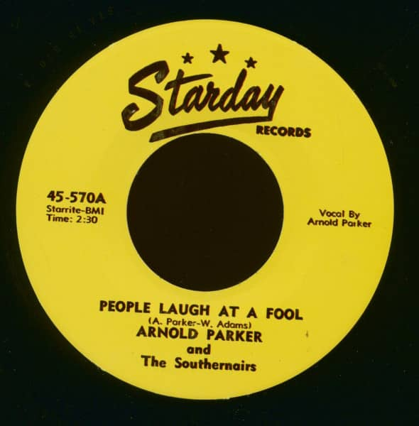 People Laugh At A Fool - Find A New Woman (7inch, 45rpm)