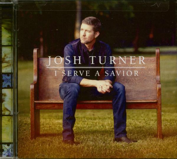 I Serve A Savior (CD)