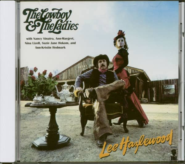 The Cowboy And The Ladies (CD)