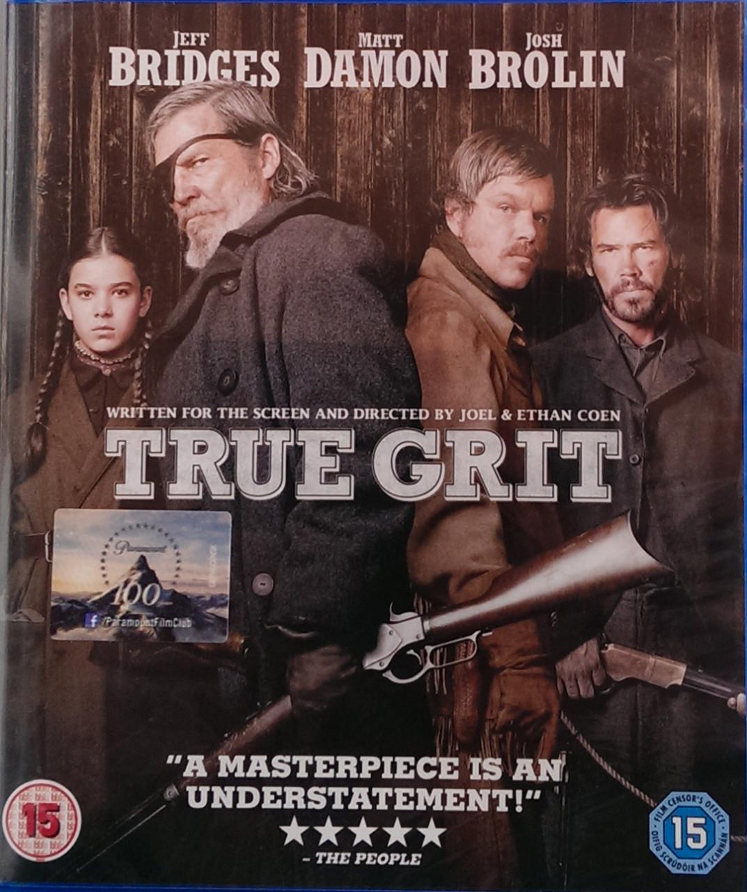 Movie/Spielfilm - True Grit (2010 - BluRay)