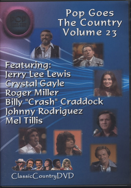 Vol.23, Pop Goes Country 1978-79