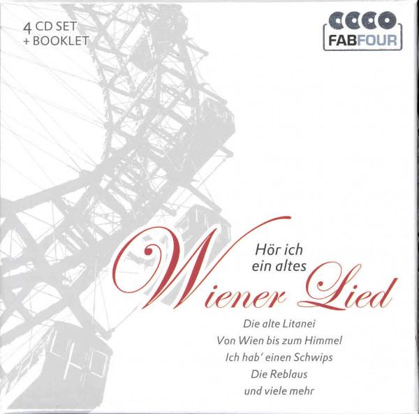 Servus Wien (4-CD)